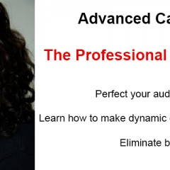 Advanced Camera Class