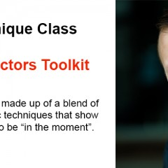 Acting Technique Class