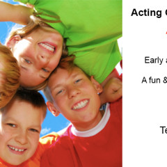 Acting Classes for Kids & Teens
